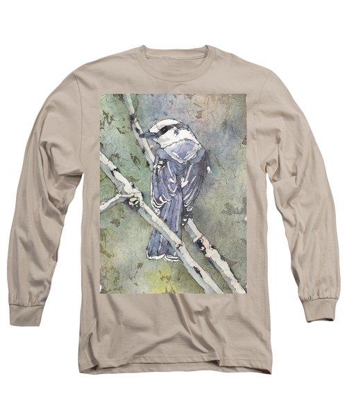 Grey Jay Long Sleeve T-Shirt