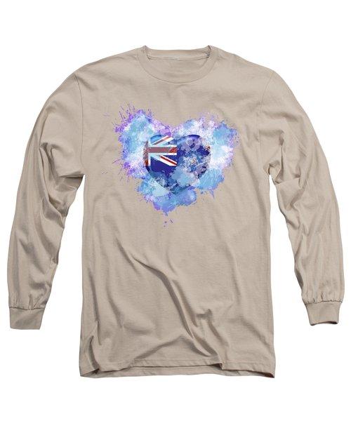 Love New Zealand Long Sleeve T-Shirt