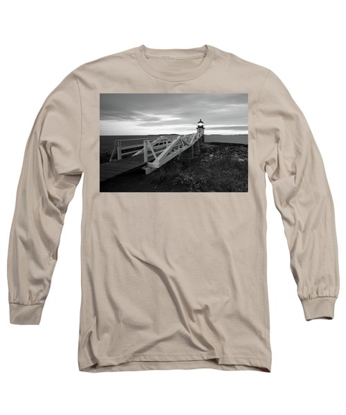Marshall Point Light Long Sleeve T-Shirt