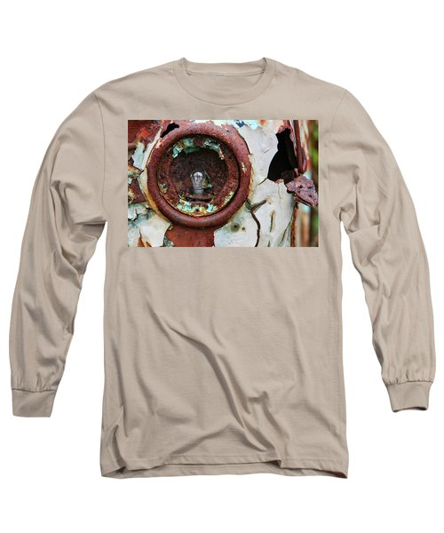 Rusty And Crusty Long Sleeve T-Shirt