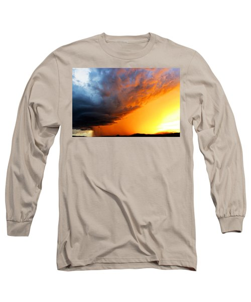 Sunset Storm Long Sleeve T-Shirt