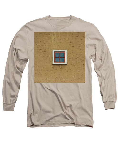 Texas Windows 3 Long Sleeve T-Shirt