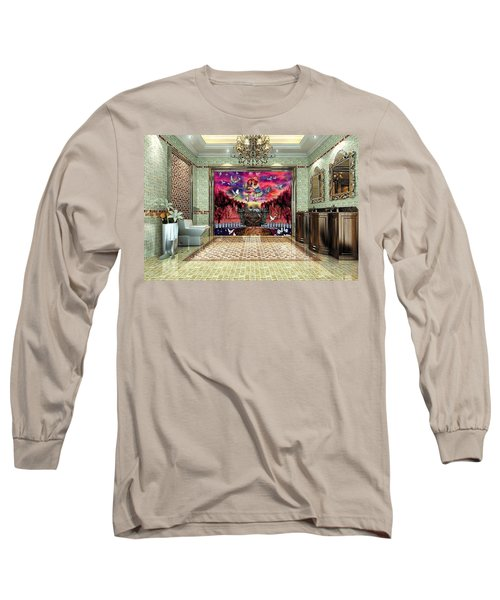 The Value Of Friendship Long Sleeve T-Shirt