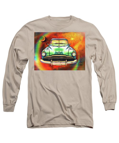 1949  Buick Headon Long Sleeve T-Shirt