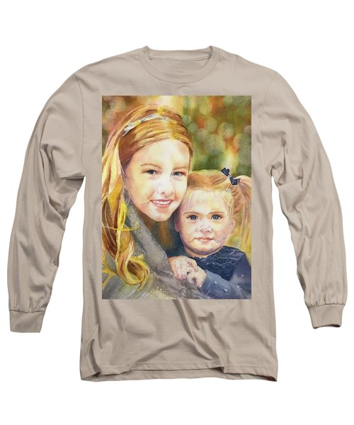 Belle And Maddie Long Sleeve T-Shirt