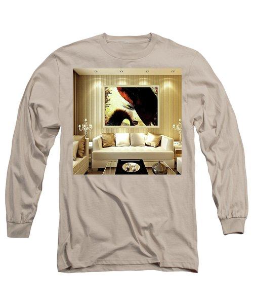 Lady Feast Nature Long Sleeve T-Shirt