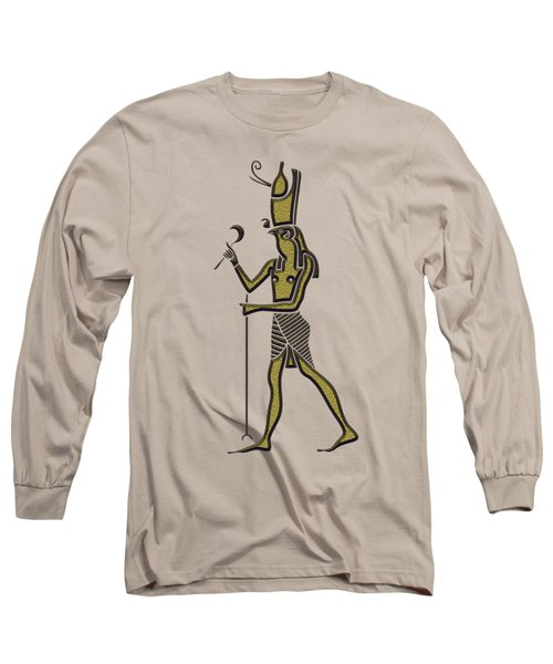 Horus - God Of Ancient Egypt Long Sleeve T-Shirt