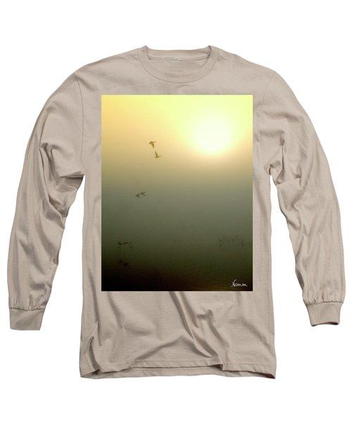 Taking Wing Long Sleeve T-Shirt