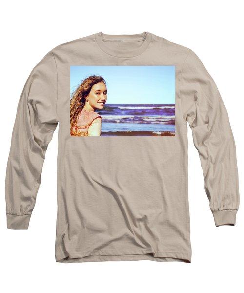 6DE Long Sleeve T-Shirt