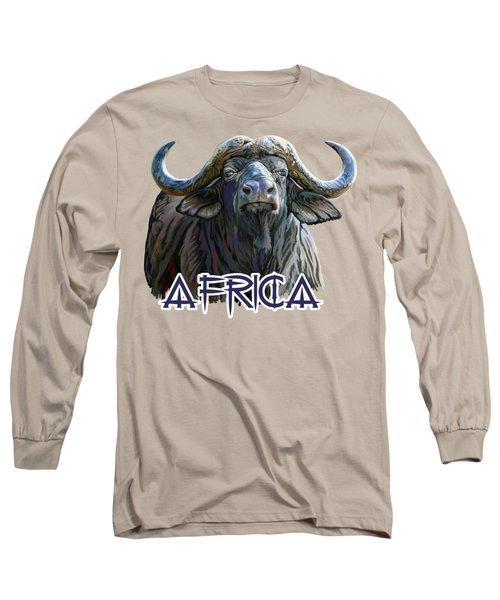 A Guy With An Attitude Long Sleeve T-Shirt