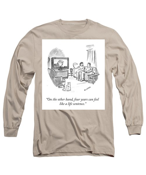 A Life Sentence Long Sleeve T-Shirt