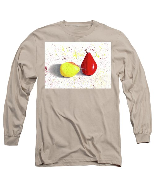 A Pear Of Friends Long Sleeve T-Shirt