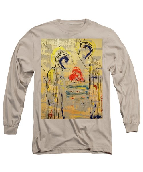 A Thousand Miles Of Sand And Sea Long Sleeve T-Shirt