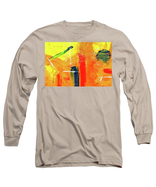 Ab19-9 Long Sleeve T-Shirt