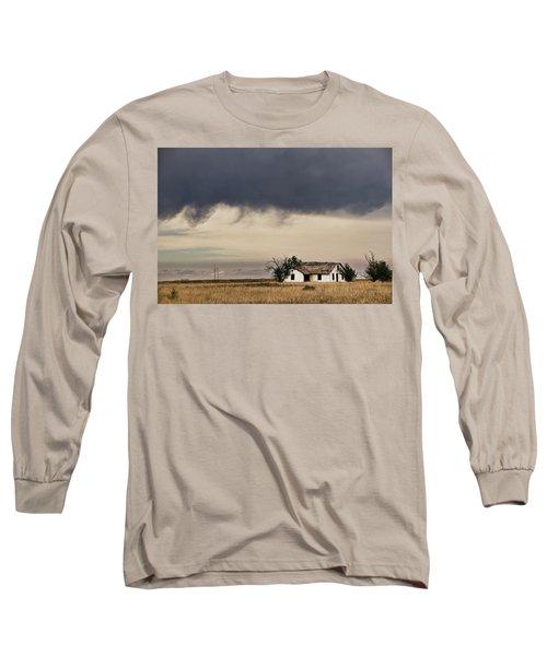 Abandoned New Mexico Long Sleeve T-Shirt