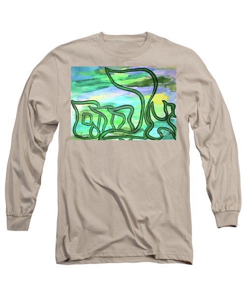 Abraham Nm2-4 Long Sleeve T-Shirt