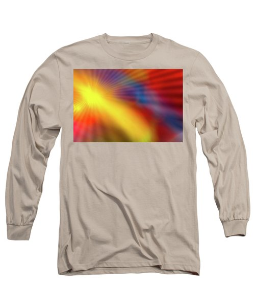Abstract 46 Long Sleeve T-Shirt