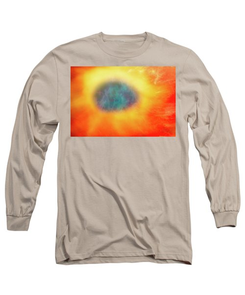 Abstract 50 Long Sleeve T-Shirt