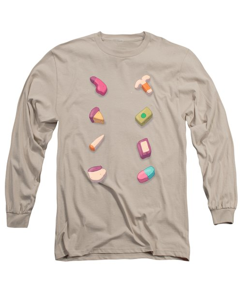 Adult Lucky Charms Long Sleeve T-Shirt