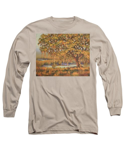 Afternoon Glow Long Sleeve T-Shirt