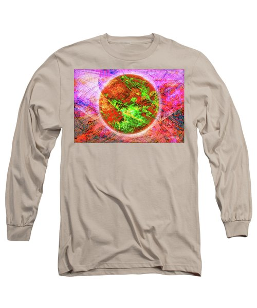 Agony And Ecstasy Long Sleeve T-Shirt