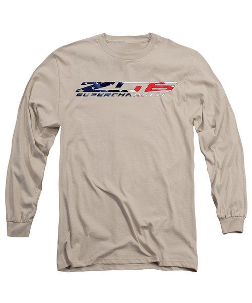 All American Z06 Long Sleeve T-Shirt