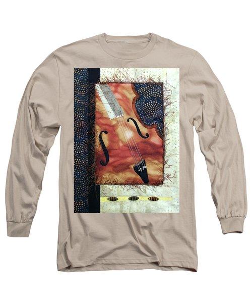 All That Jazz Bass Long Sleeve T-Shirt