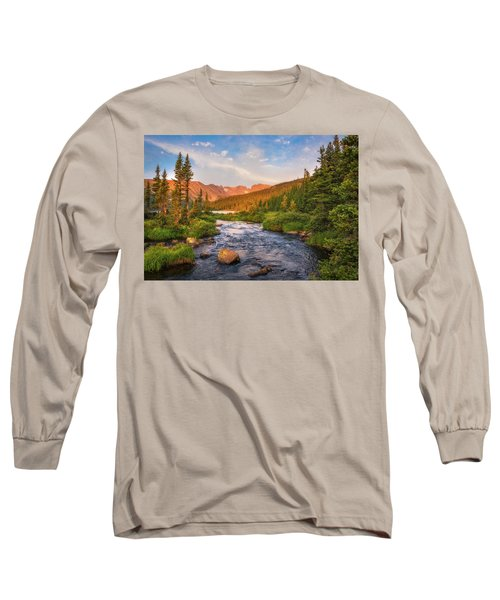 Alpenglow Creek Long Sleeve T-Shirt