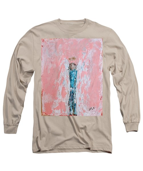 Amy's Angel Long Sleeve T-Shirt