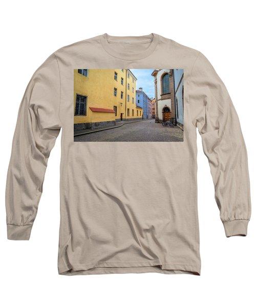 An Innsbruck Street Long Sleeve T-Shirt