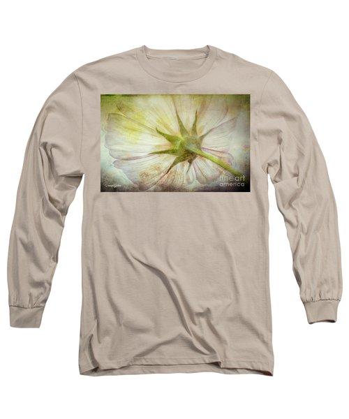 Ancient Flower Long Sleeve T-Shirt
