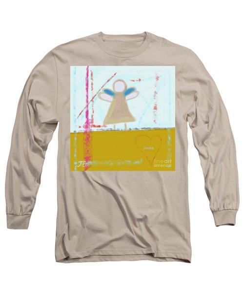 Angel Of Grace Long Sleeve T-Shirt