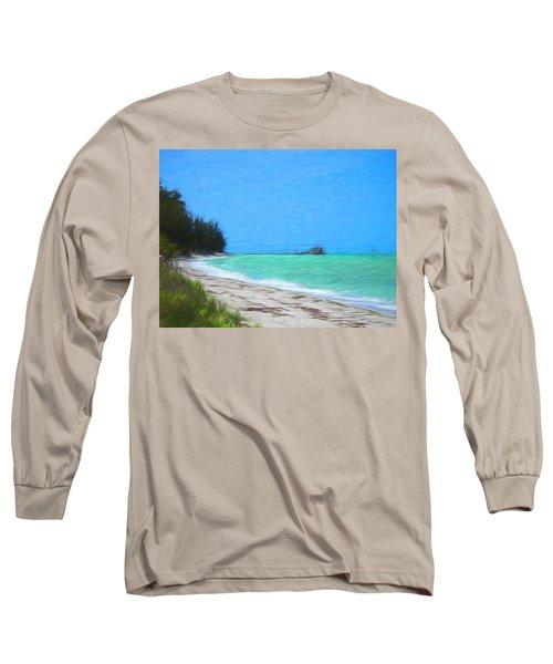 Anna Maria North Shore Long Sleeve T-Shirt