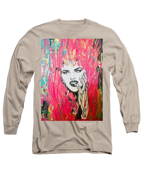 Anna Nicole Long Sleeve T-Shirt