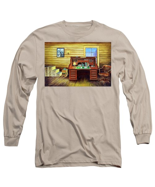 Another Day In The Books Long Sleeve T-Shirt