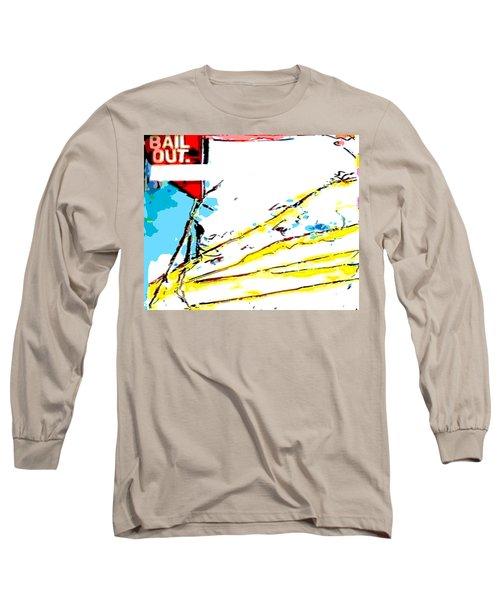 The Parachute Long Sleeve T-Shirt