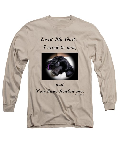 Edie  Long Sleeve T-Shirt