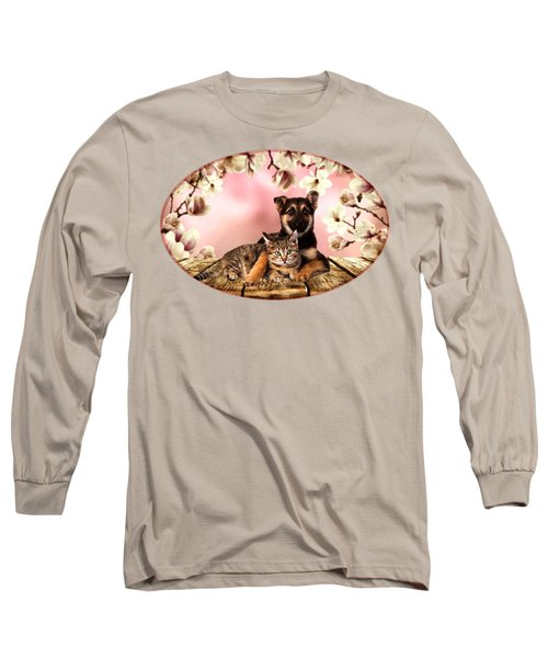 The Mixed Pair Long Sleeve T-Shirt