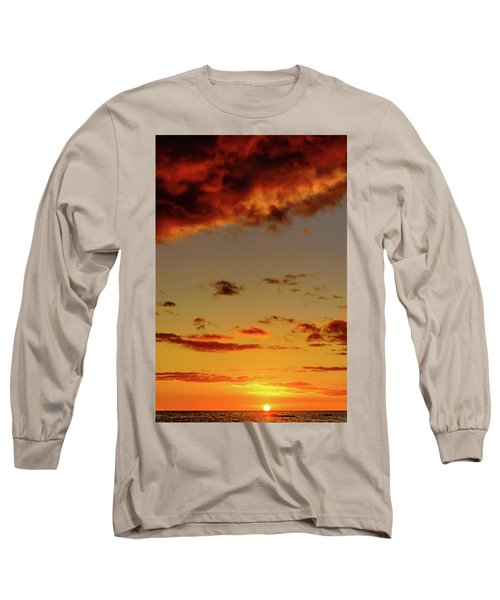 As The Sun Touches Long Sleeve T-Shirt
