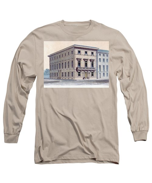 Athenaeum Perspective Long Sleeve T-Shirt