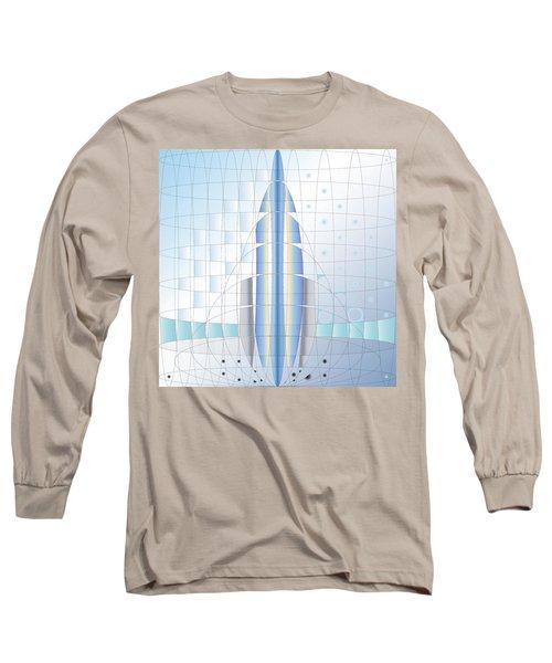 Atomic Rocket Long Sleeve T-Shirt