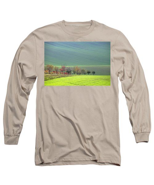 Autumn In South Moravia 18 Long Sleeve T-Shirt