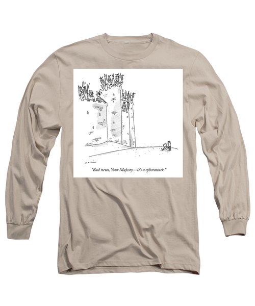 Bad News Long Sleeve T-Shirt