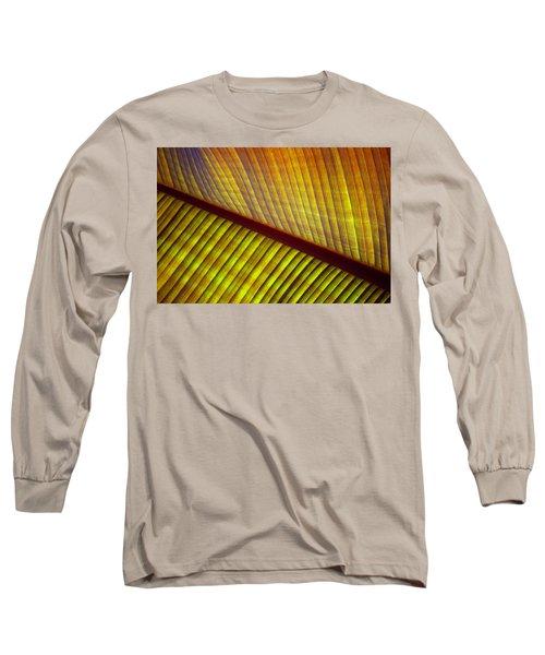 Banana Leaf 8602 Long Sleeve T-Shirt