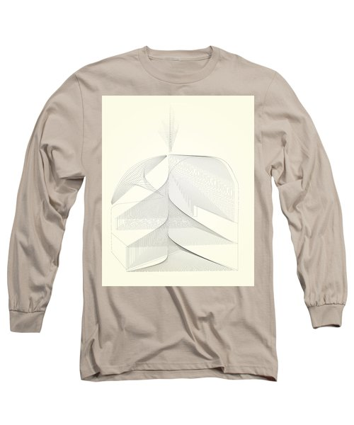 Barn Ramp Construct Long Sleeve T-Shirt