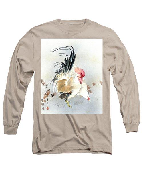 Barnyard Fowl Long Sleeve T-Shirt