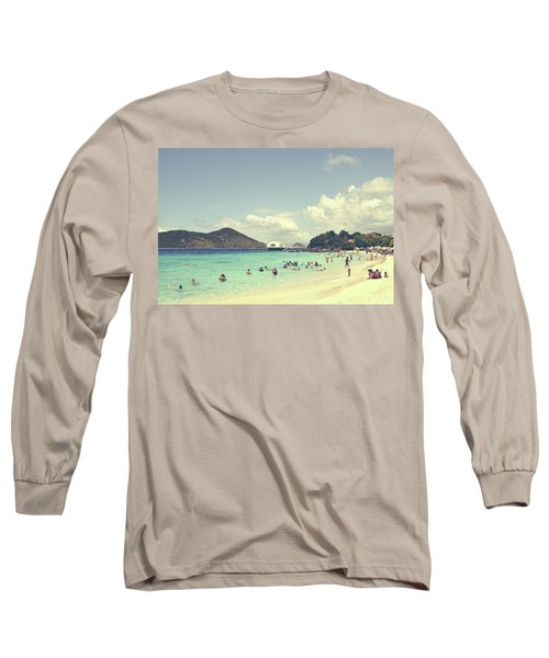 Beachscape Long Sleeve T-Shirt