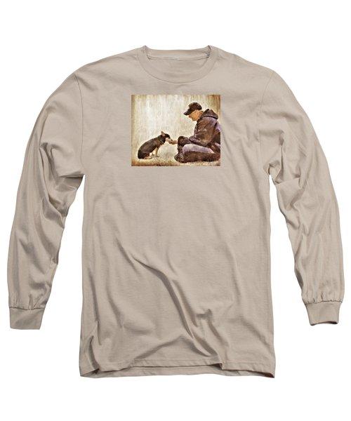 Becoming Friends Long Sleeve T-Shirt