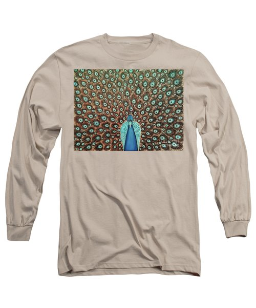 Blue Eyes Long Sleeve T-Shirt