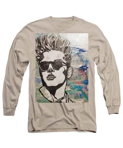 Just Like The Clouds Long Sleeve T-Shirt